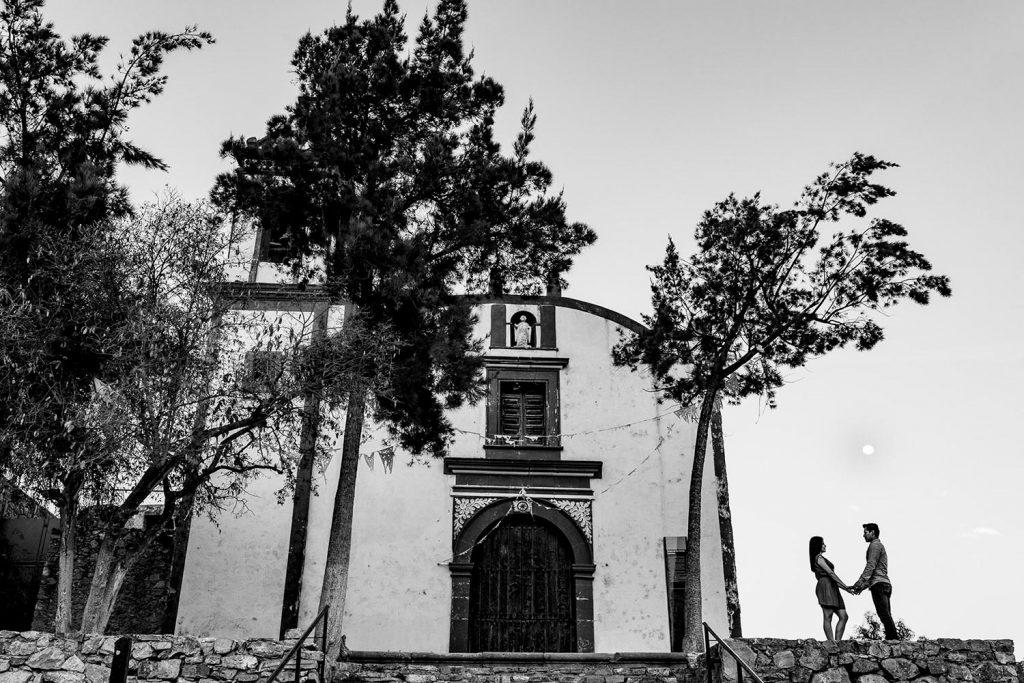 Preboda Ximena y Jorge en cerro de San Pedro