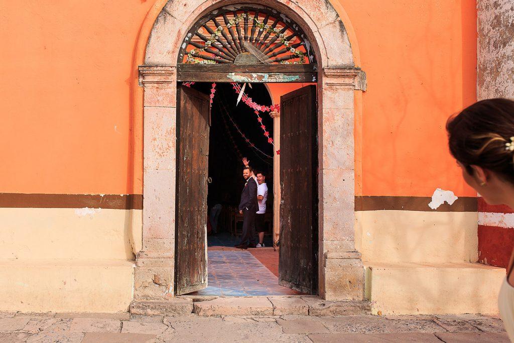 Fotografo de bodas San Luis Potosi, hacienda vallumbroso primera vista