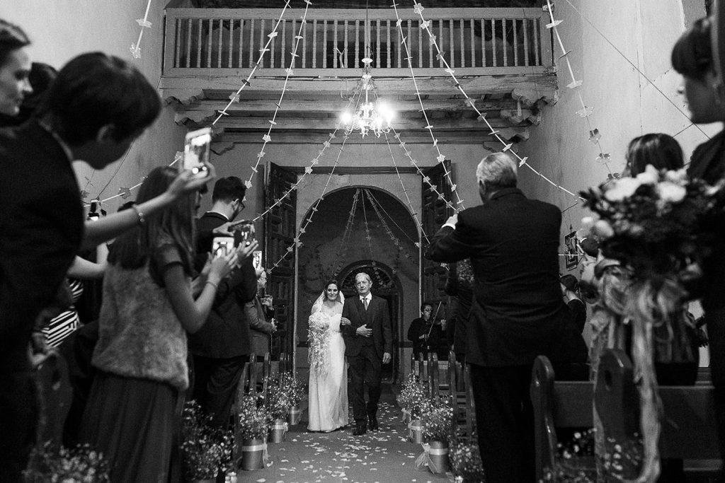 Fotografo de bodas San Luis Potosi, hacienda vallumbroso entrada de la novia