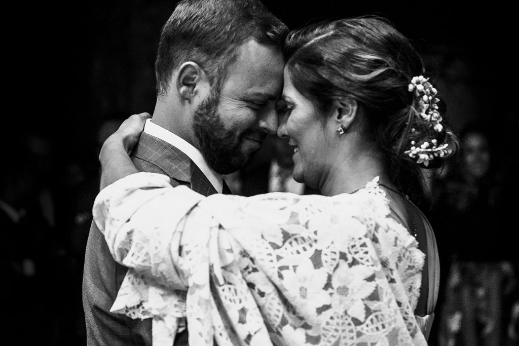 Fotografo de bodas San Luis Potosi, hacienda vallumbroso vals blanco y negro