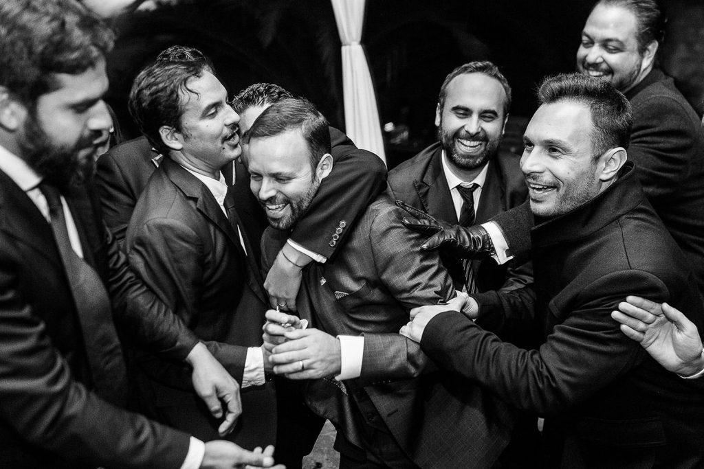 Fotografo de bodas San Luis Potosi, hacienda vallumbroso amigos del novio